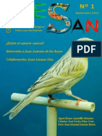 AVESAN Nº 1 Septiembre 2013