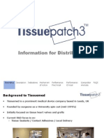 Tissue Patch 3 Information for Distributors v1