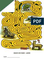 Printable Mazes