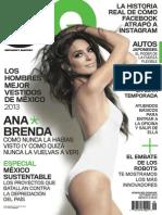 GQ Mexico Octubre 2013