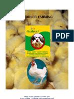 Broiler Farming Guide