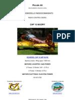VQ MODEL CAP-10 ARF RC CLASSE 60