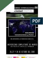 Resúmenes Comunicaciones y Poster (ICongreso SD)