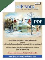 Nova Scotia Home Finder January 2014