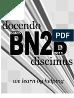 Bn3b Community Class Album