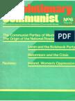 Revolutionary Communist #6 - Reformism and the Crisis