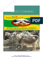 Goat Farm Project | Goat | Cattle