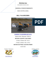 VQ MODEL P-39 AIRCOBRA RC ARF CLASSE 46