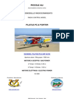 VQ MODEL PILATUS PC-6 PORTER ARF CLASSE 46