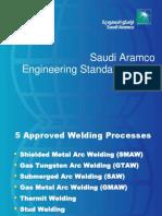 Saudi Aramco SAES W 011