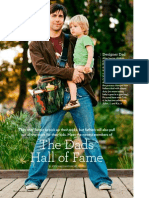 Parents Magazine's Dads Hall of Fame