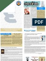 09-13-2009 Boletín Semanal El Conquistador