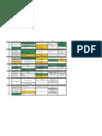 2009 Fall Schedule
