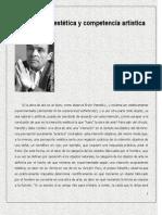 PIERRE BOURDIEU Disposicionesteticaycompetenciaartistica[2]