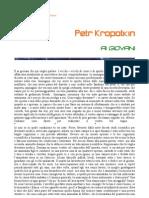 Petr Kropotkin - Ai giovani