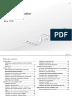Guide de Utilisateur VPCE_FR