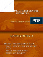 Codal Practices Rcc Design Part b Design by vkmehta