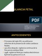 Vigilancia Fetal
