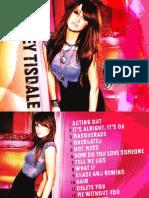Booklet for Guilty Pleasure