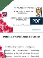 Principios de diagnostico y deteccion de cancer