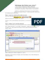 Comment Telecharger Des Fichiers Avec Juice-3