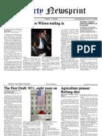 Libertynewsprint 9-13-09 Edition