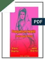 Postpartum Health (India)