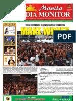 Manila Media Monitor -- AUGUST 2009