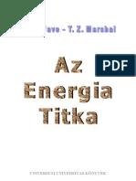 Az Energia Titka