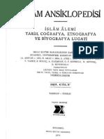 Islam Ansiklopedisi (MEB) Cilt 12-1 TARİKAT-TUĞRA'İ (1979) İstanbul 500s 36 MB