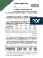 presupuesto 2009-2010