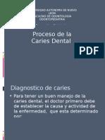 Proceso de La Caries Dental