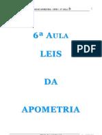 6a Aula Leis Apometria