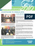 Decennial Newsletter Issue1 FINAL