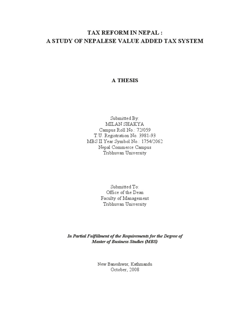 uvt master thesis database