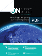 Keeping The Lights On - MSLGROUP Energy Report January 2014
