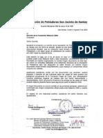 Peticion APSJS M2000 Agosto2009