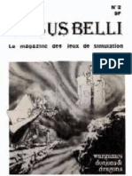 Casus Belli 002 - novembre 1980