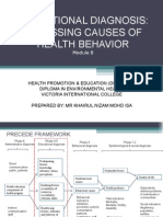Modul 8 - Education Diagnosis