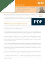 Commonsense 03 - Comunicación 2.0, el dominio de los usuarios