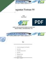 modul Pengantar Fortran 90-JoWRocks.blogspot.com