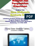 Penyelesaian Masalah Dan Pengambilan Keputusan(Ibnu-2010)