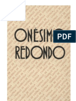 Onésimo Redondo. Caudillo de Castilla