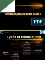 Risk Management Under Basel II-Session 1