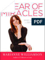A Year of Miracles by Marianne Williamson
