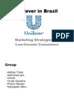 Unilever in Brazil