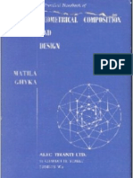 A Practical Handbook of Geometrical Composition and Design, Matila Ghyka, 1952c 1964