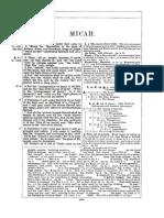 29 Micah