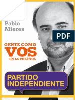 Posters Candidatos