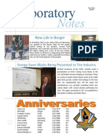 Lab Notes 2014-01